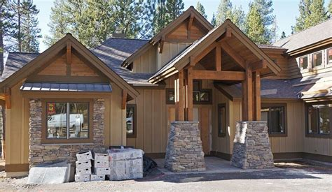 amazing mountain craftsman house plans  home plans design