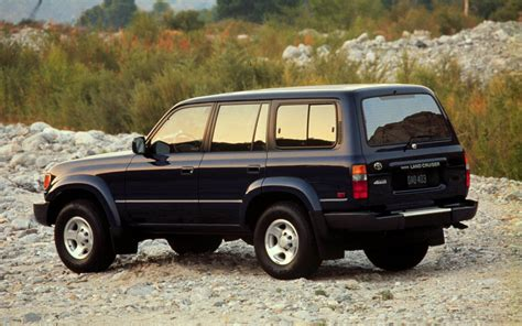 Toyota Land Cruiser Parts by Toyota Land Cruiser Technical Details History Photos On
