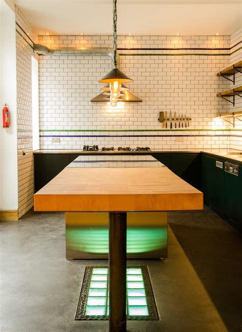 Kennington Butchers Kitchen   Ian Dunn Woodwork & Design