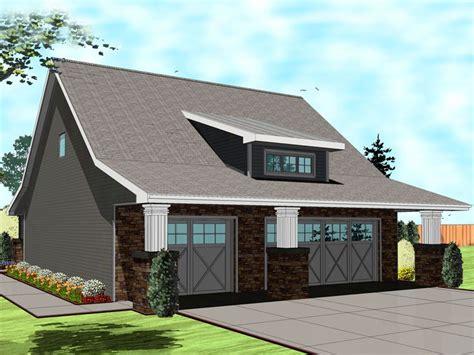 Craftsman Style Garage Plans
