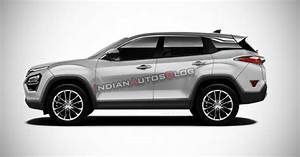 Tata Harrier In Multiple Colours