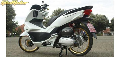 Pcx 2018 Tidak Mau Nyala by Modifikasi Honda New Pcx 150 2014 Anti Mainstream