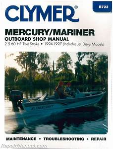 1997 Mercury Outboard Motor