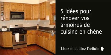 peindre armoire de cuisine en chene comment renover sa cuisine comment repeindre un meuble en