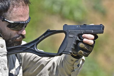 ArmBrace Type G1: an Easy-Go stock for the Glock ...