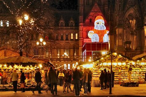 visit manchester s christmas markets this festive season