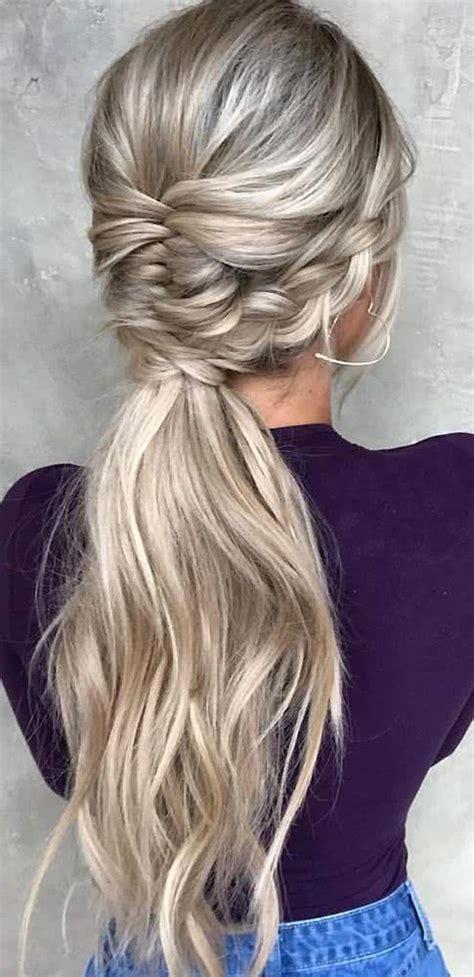 wedding hairstyles   easy
