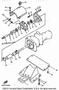 Yamaha Boat 1997 Oem Parts Diagram For Jet Unit 2