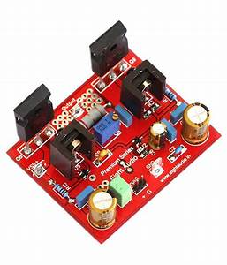 Eight Audio Premium 100 W Mosfet Amplifier
