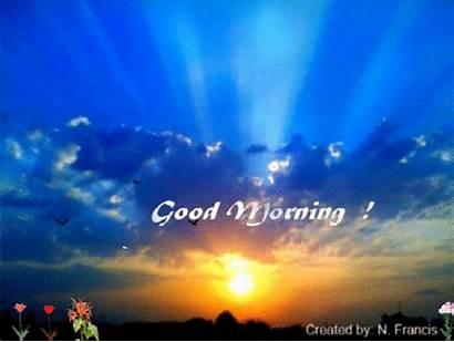 Morning Animated Gifs Sunrise Giphy Sunshine Sun