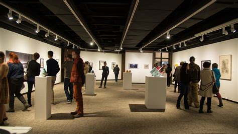 Ruth Foster Art Gallery | University of Wisconsin-Eau Claire