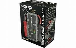 Noco Gb70 Genius Boost Hd 2000a 12v Ultrasafe Lithium Jump