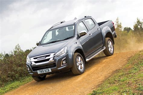 Review Isuzu D Max by Isuzu D Max Review Parkers