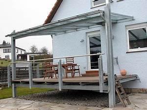 metallbau hacker in bayreuth stahlbau und leichtmetallbau With terrassenüberdachung stahl verzinkt