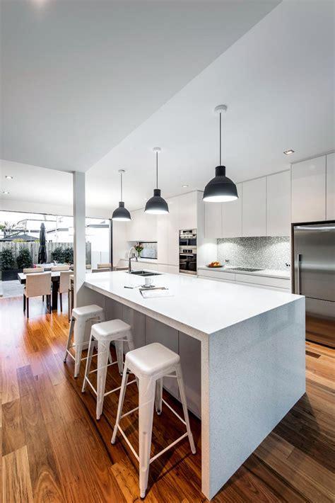 Light filled modern kitchen design   Completehome