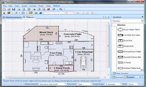 simple floor plan software floor plan design software