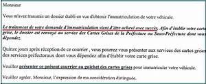 Demande D4immatriculation D Un Vehicule D Occasion : demande d immatriculation d un v hicule d occasion ~ Gottalentnigeria.com Avis de Voitures
