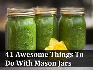 41, Awesome, Things, You, Do, With, Mason, Jars