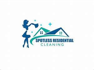 134 Elegant Professional House Cleaning Logo Designs for ...
