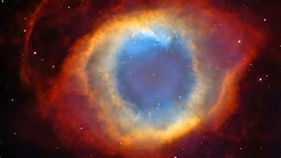 Nebula Helix Space Wallpapers Eye God Hubble
