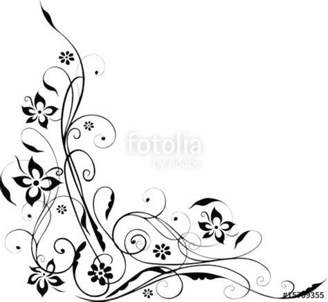 Muster Blumenranke Einfach by Quot Blumen Blumenranke Filigran Floral Quot Stockfotos Und