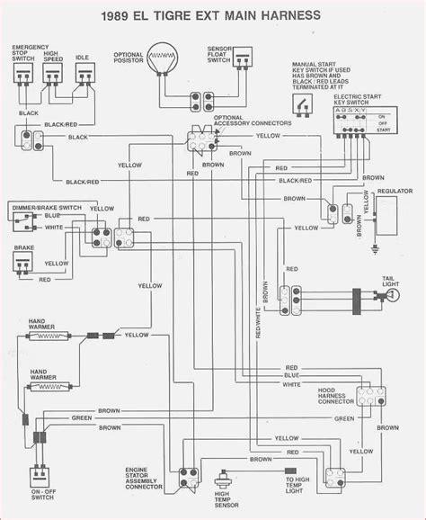 Polari Ranger 6x6 Wiring Diagram by 2001 Polaris Scrambler 90 Carburetor Adjustment Amatmotor Co