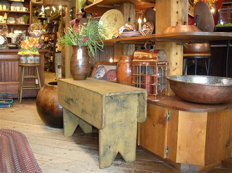 Country Primitive Home Décor: Home Sweet Home: Primitive Country Furniture