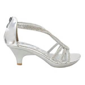 silver dress shoes for wedding delicacy 36 dress sandals rhinestone platform pumps wedding bridal low heel shoes
