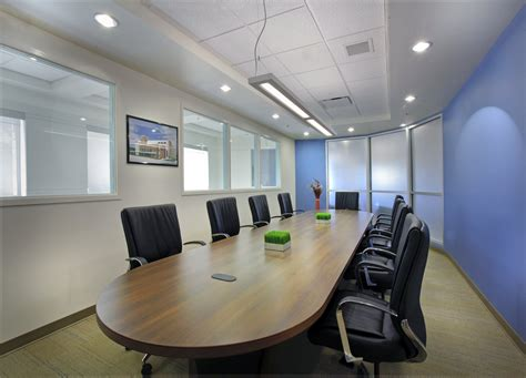 Led Lighting For Meeting Room by Led Office Lighting Vs Fluorescent Alcon Lighting