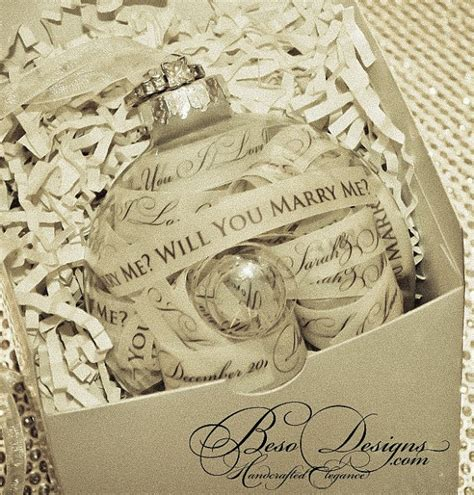 marriage proposal ideas for christmas