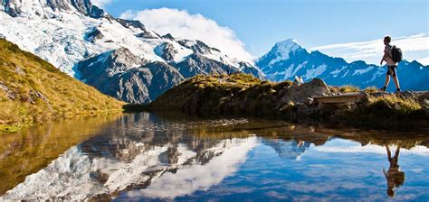 Great Walks And Day Hikes In New Zealand New Zealand