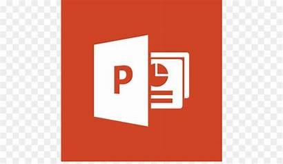 Powerpoint Microsoft Slide Presentation Icon Office Transparent
