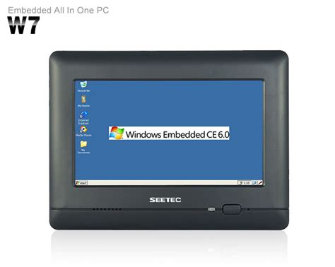 Rugged Touch Screen Monitor