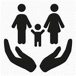 Safety Icon Safe Protection Hands Insurance Icons
