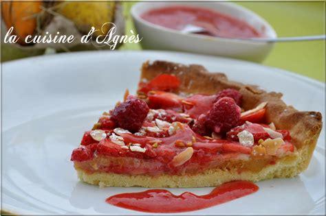 traou mad aux fraises la cuisine d 39 agnèsla cuisine d 39 agnès