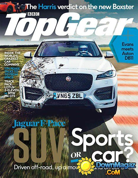 top gear uk 2016 top gear uk may 2016 187 pdf magazines magazines commumity
