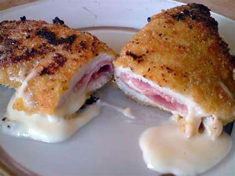 recette de cordon bleu fait maison par nell
