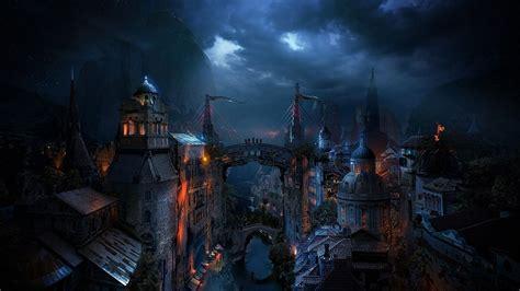 underground city fantasy google search fantasy