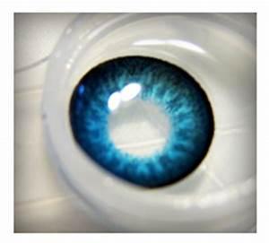 Simply Veya EOS Super Neon Blue Circle Lenses