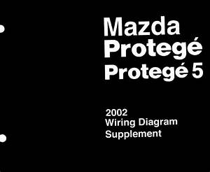 1993 Mazda Protege Wiring Diagram Schematic