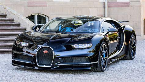 A Look Inside The Factory Where Bugatti Creates Its Custom