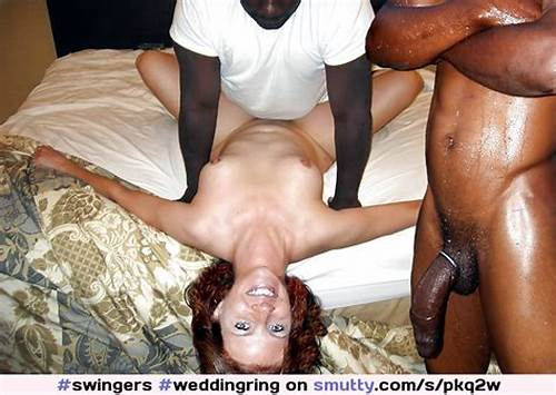 This Picturesque Redhead Knows How To Talking A Penis #Redhead #Interracial #Cuckold #Wife #Is #Addicted #Bbc