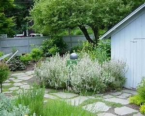 impressionnant faire une allee de jardin avec des dalles With faire une allee de jardin avec des dalles