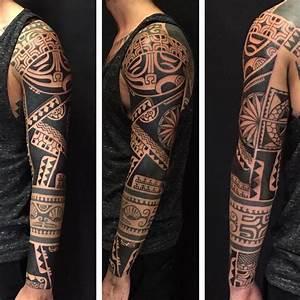 Tatouage Bras Complet Homme : quel tatouage bras homme est fait pour vous 50 id es en ~ Dallasstarsshop.com Idées de Décoration