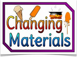 Changing Materials Posters - Treetop Displays ...