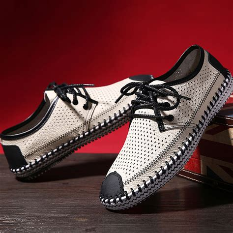 New For Men Name Brand Cheap Online Flat Shoes Sale