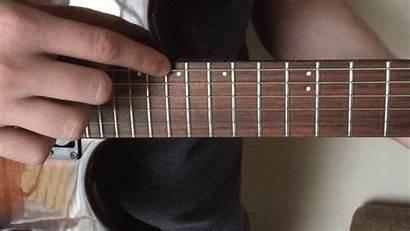 Harmonic Harmonics Guitar Touch Natural Notes Tap
