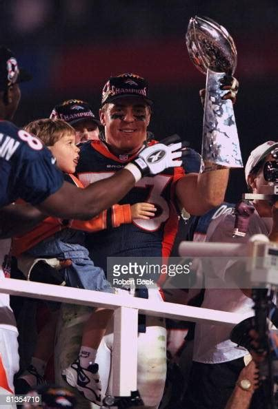 Denver Broncos Bill Romanowski Super Bowl Xxxii Pictures