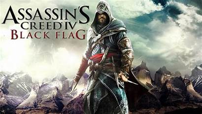 Creed Assassin Flag Iv Wallpapers Ps4 Ac