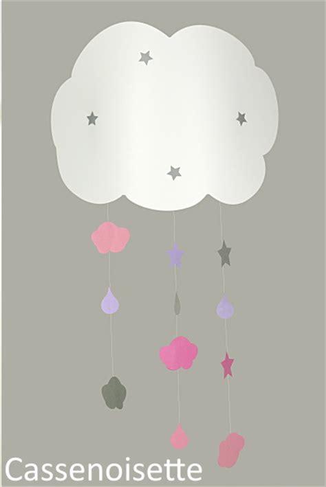 collection chambre bébé luminaires enfant applique nuage luminaire enfant